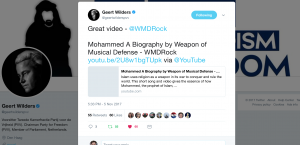 Geert Wilders shares Mohammed a Biography.png